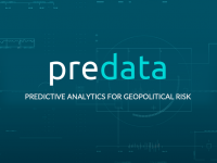 PreData geopolitical metadata risk index